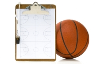 basketball coaching clipboard