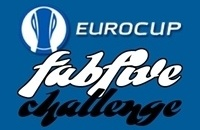 eurocup fab five challenge
