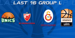 eurocup last 16 group l