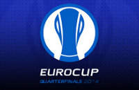eurocup quarterfinals 2014