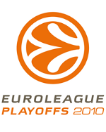 euroleague playoffs 2010