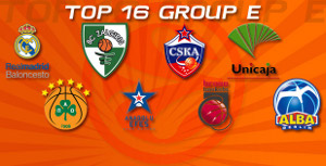 euroleague top 16 group e