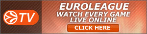 euroleague tv