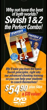 swish 1 and 2 dvd