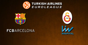 turkish airlines euroleague playoffs 2014 barcelona galatasaray