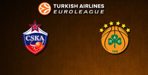 turkish airlines euroleague playoffs 2014 cska panathinaikos