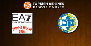 turkish airlines euroleague playoffs 2014 ea7 maccabi