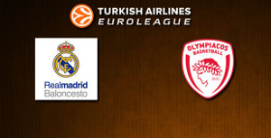 turkish airlines euroleague playoffs 2014 real madrid olympiacos piraeus