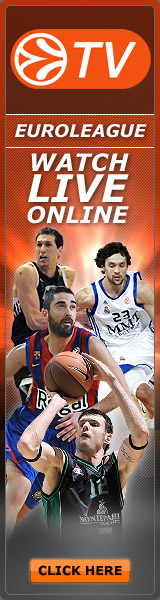 watch euroleague basketball live